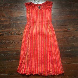 H&M Mama | Multi Color Sun Dress | Medium